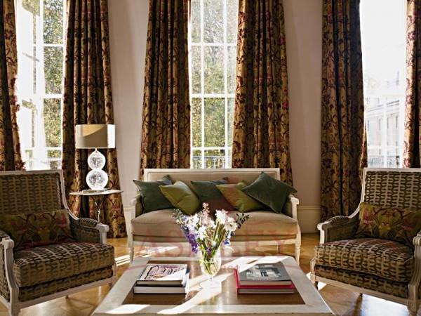 Английский стиль дизайна интерьера в квартире