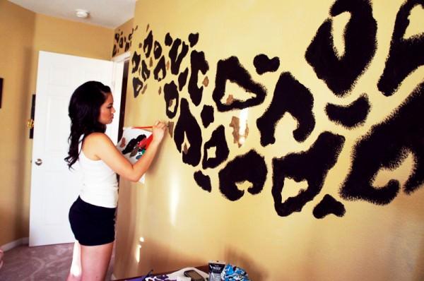 Леопардовый стиль в интерьере ваших квартир