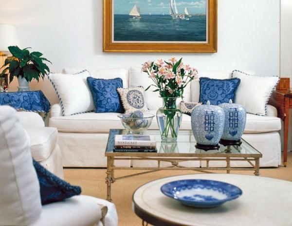 Морской стиль в интерьере вашей квартиры