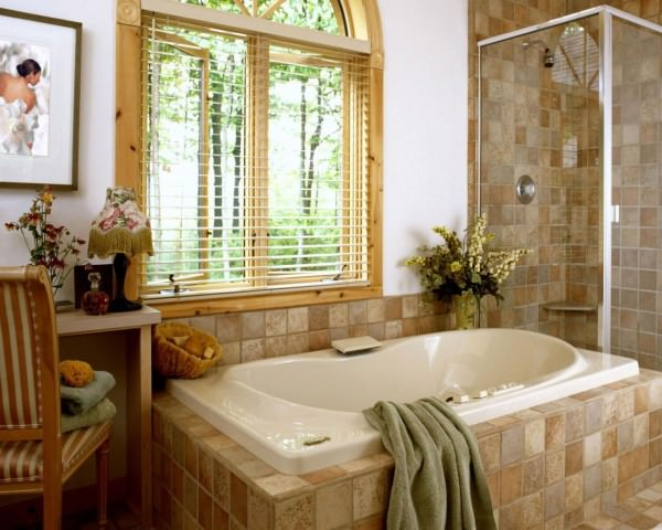 Как оформить ванную?