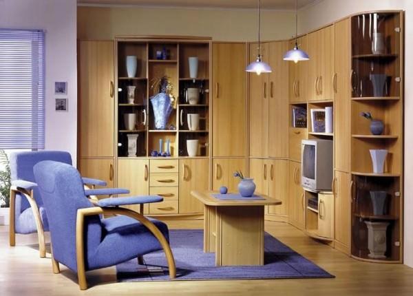 Мебель для гостиной – делаем правильный выбор