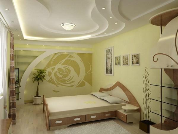 Декорируем потолок