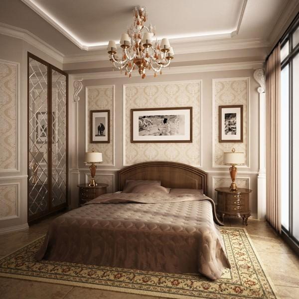 Какой стиль подходит для спальни?