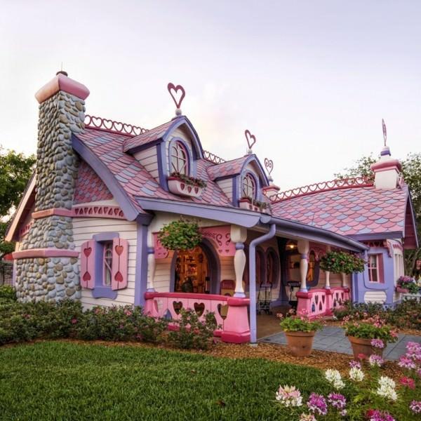 Красивые интерьеры домов – фото и