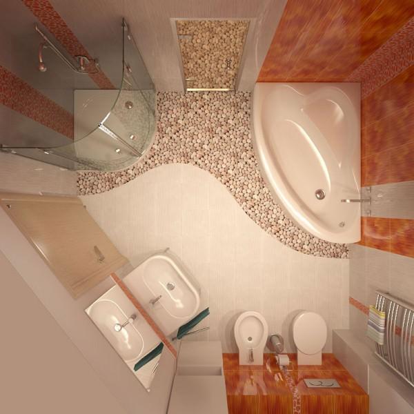 Дизайн маленькой ванной комнаты фото в хрущевке