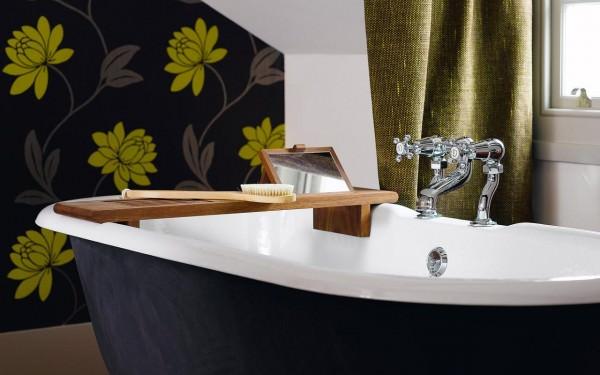 Дизайн интерьера ванной комнаты в квартире