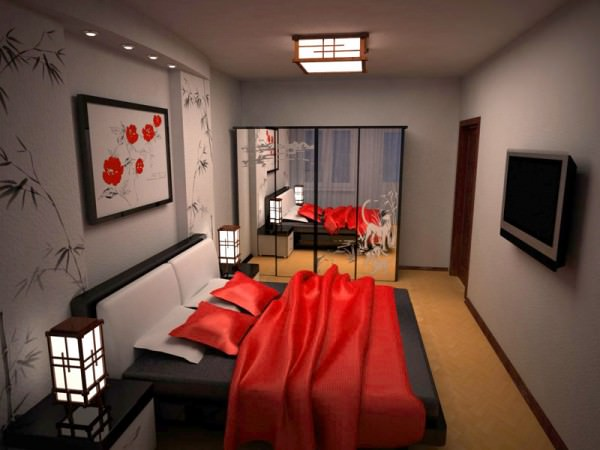 Интерьер спальной комнаты своими руками - фото и советы