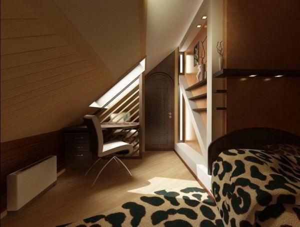 Интерьер маленькой комнаты - фото и советы