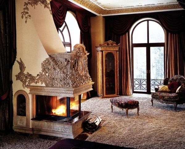 Красивые интерьеры квартир - фото и советы